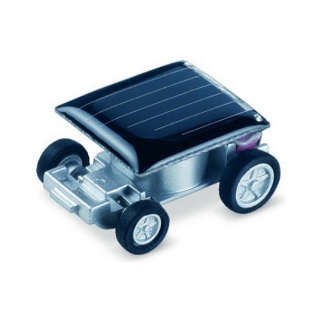 World's Smallest Solar Powered Car