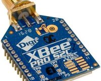 Zigbee XBee Pro S2C 802.15.4 Module 63mW 3Km+ XBP24CZ7SIT-004 Antenna