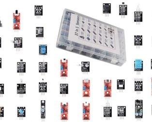 Arduino 37 in 1 Sensors Kit