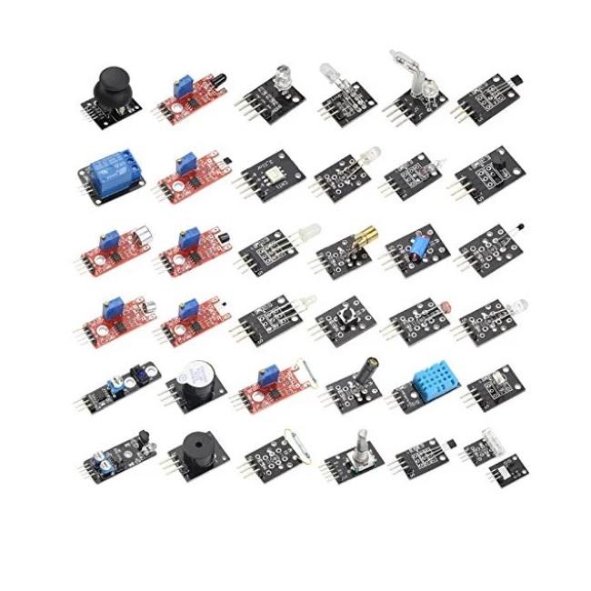 Arduino 37 in 1 Sensors Kit