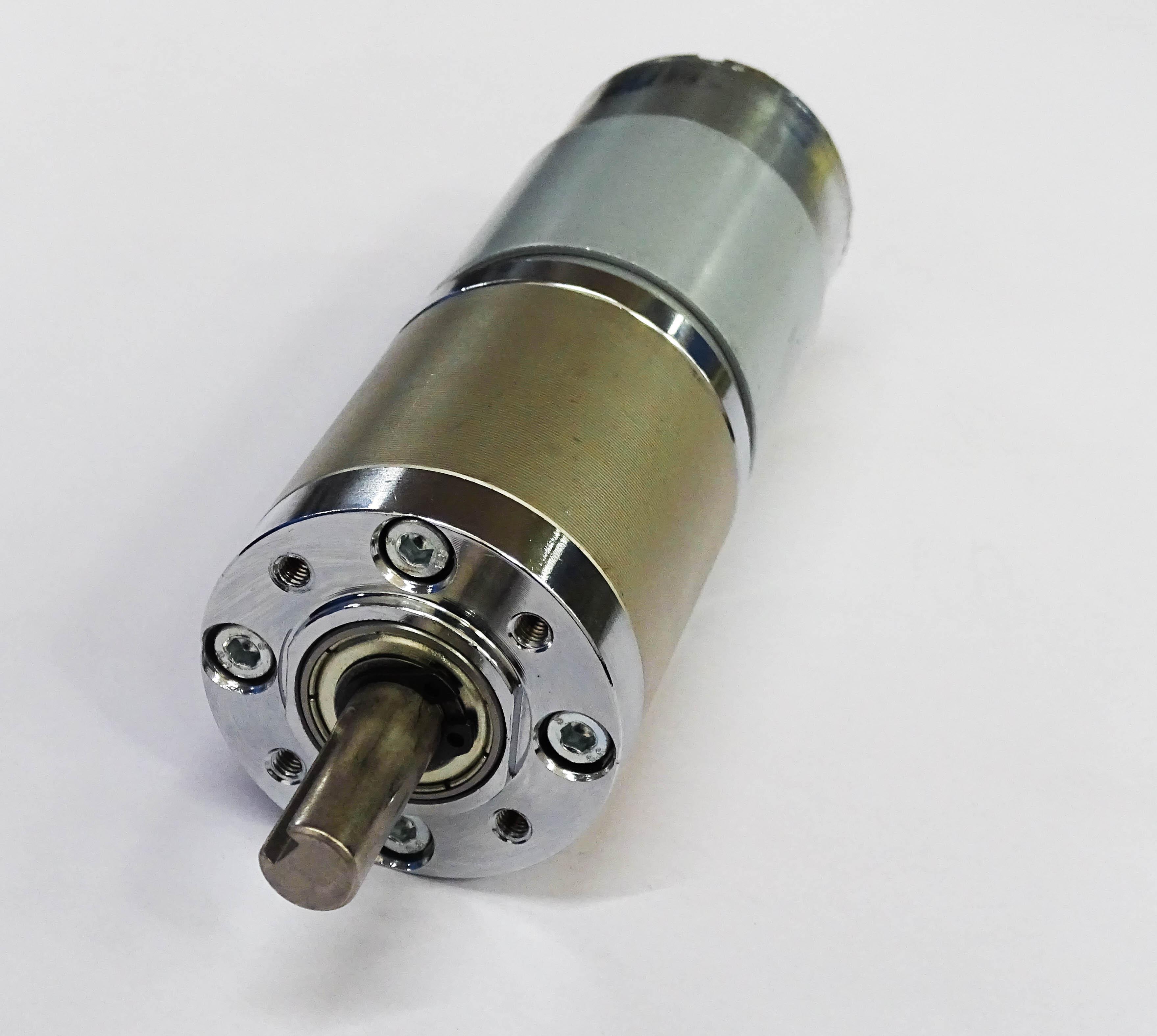 Tauren Planetary Gear Dc Motor 10 Rpm 12v
