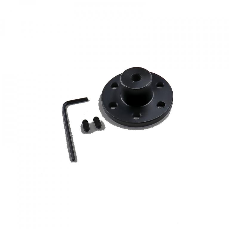 EasyMech NEMA23 Motor Coupling Hub 6.35mm Internal Dia (ID) (Small)