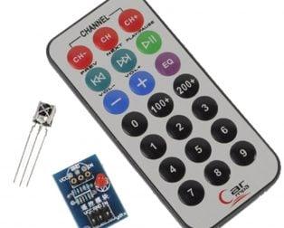 IR Remote Control Sensor Module