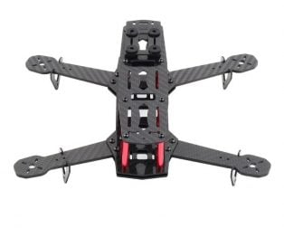 Q250 Quadcopter Strong Carbon Fiber FPV Racing Frame(250mm) Kit