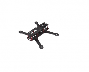 Q250 Quadcopter Strong Carbon Fiber 3mm Arm FPV Racing Frame(250mm) Kit
