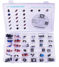 Arduino 37pcs Sensor Kit set (Robu.in)