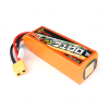 ORANGE Li-Fe 2100mAh 3S 30C/60C LITHIUM IRON PHOSPHATE BATTERY PACK (LiFePO4)