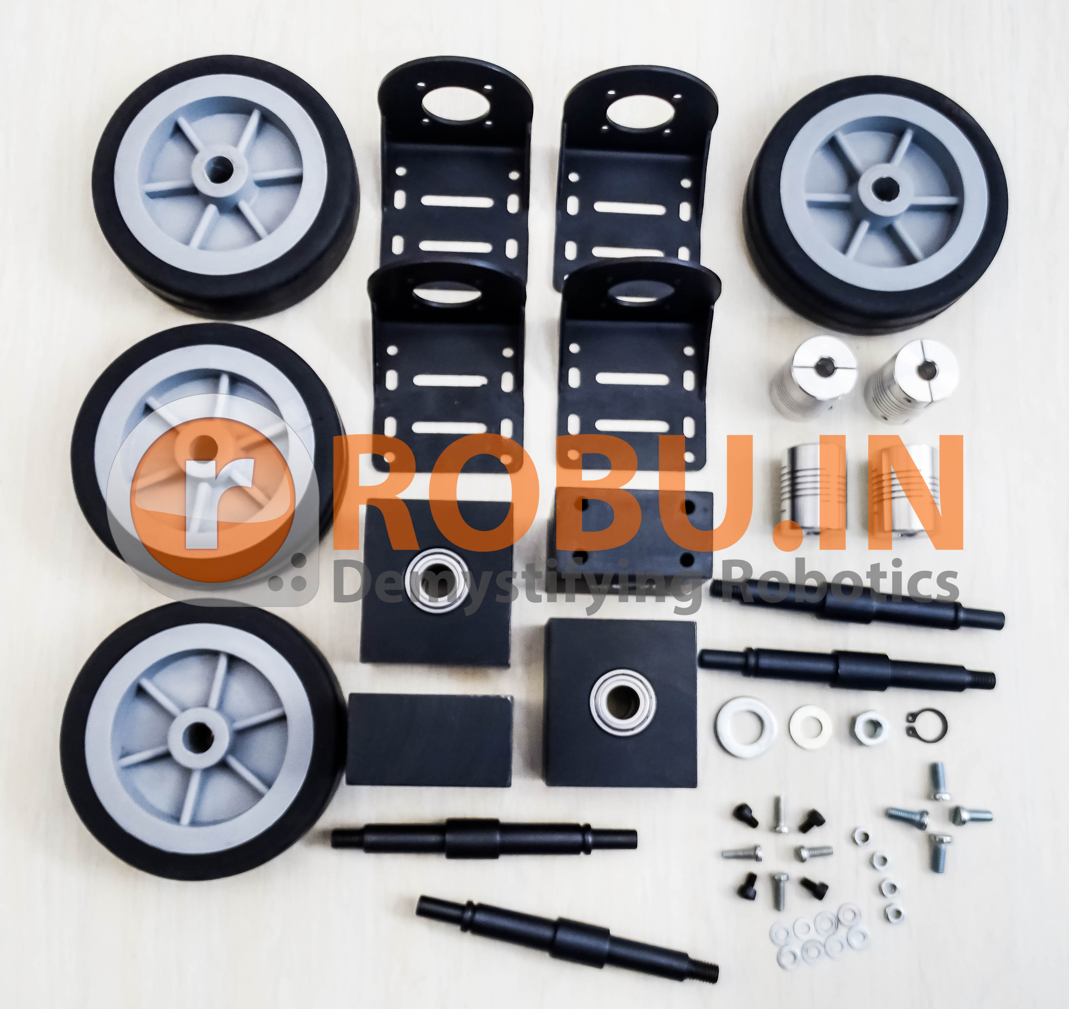 Drive Kit For IG-42 Planetary DC Geared Motor