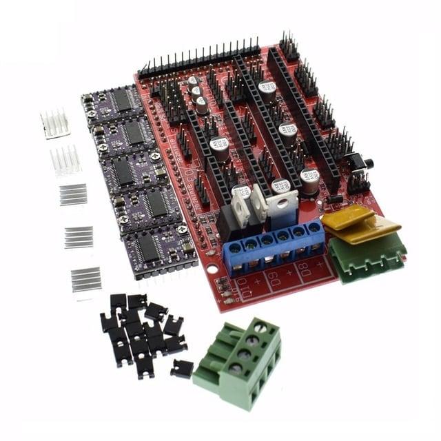 Ramps 1 4 fan wiring