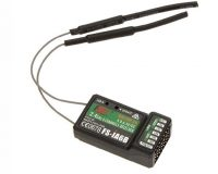 FLY SKY FS IA6B RF 2.4GHz 6CH PPM output with iBus port receiver