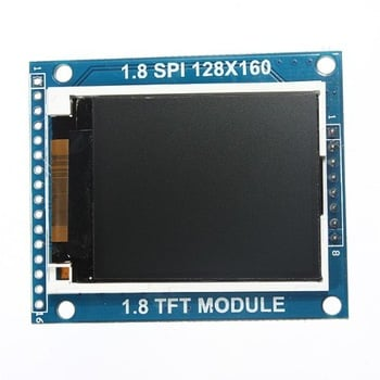 1 8 Inch SPI 128x160 TFT LCD Display Module With PCB for Arduino - Robu in  | Indian Online Store | RC Hobby | Robotics