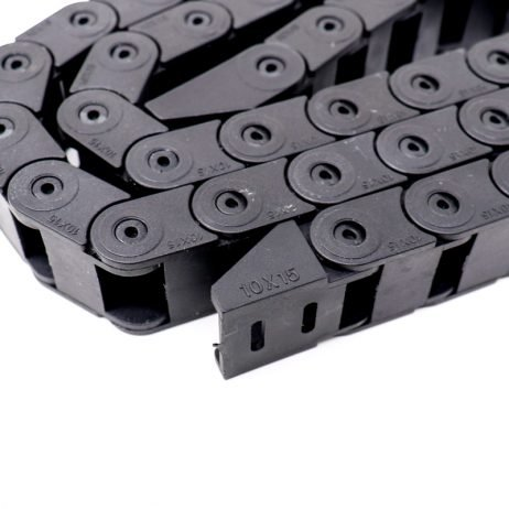 10 x 15mm 1m Cable Drag Chain Wire Carrier