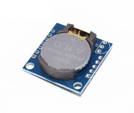 RTC DS1307 I2C Real Time Clock (Robu.in)
