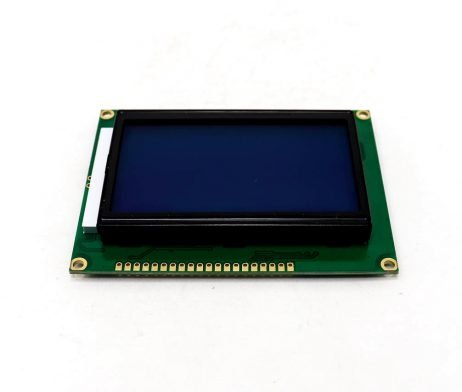 12864B V 2.0 Graphic Blue Color Backlight LCD Display