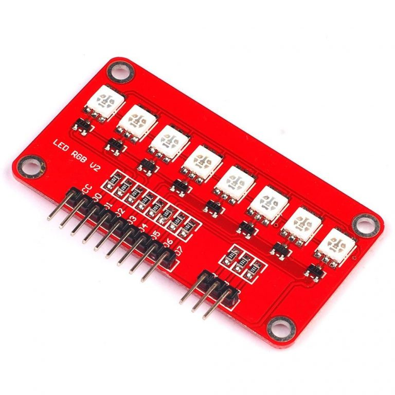 Full Color LED Module / RGB V2 light water for arduino (Robu.in)