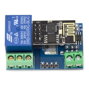 ESP8266 WiFi 5V 1 Channel Relay Module