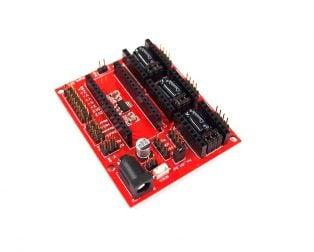 3D Printer CNC Shield V4 Expansion Board For Arduino