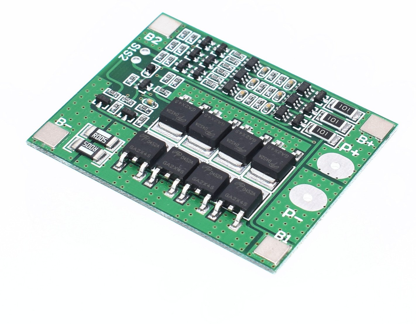 3s 12v 25a 18650 Lithium Battery Protection Board Indian Simple And Utility Charger Circuit Powersupply Hover To Zoom