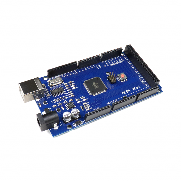 ATmel MCU ATMEGA16U2 MEGA 2560 R3 Improved Version CH340G Board