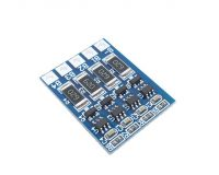 4 Series 14.8V 18650 Lithium Battery Equalization Board (Robu.in)