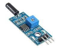 Tilt Sensor Vibration Alarm Vibration Switch Module for Arduino (Robu.in)