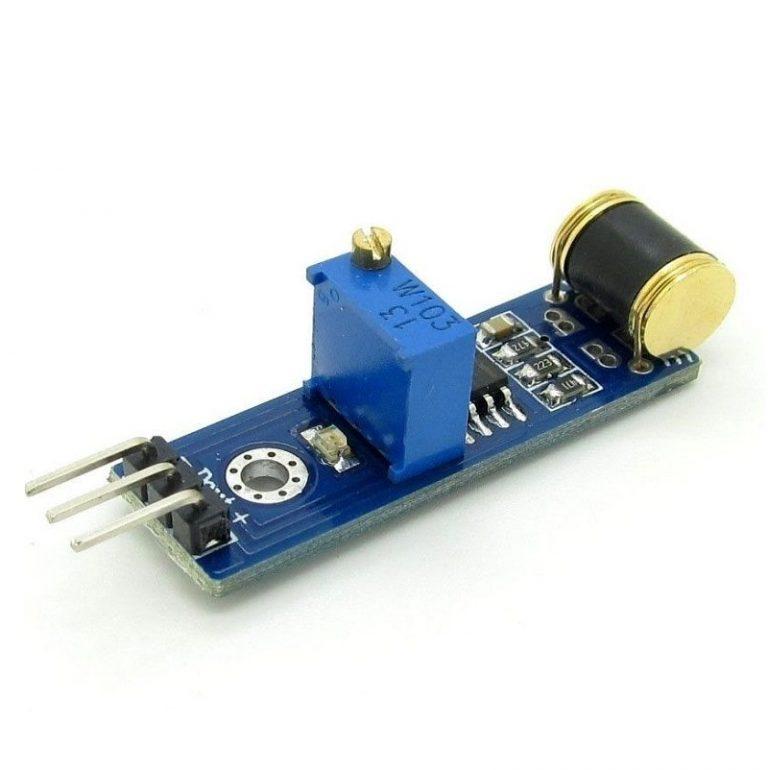 801S Vibration Shock Sensor Module
