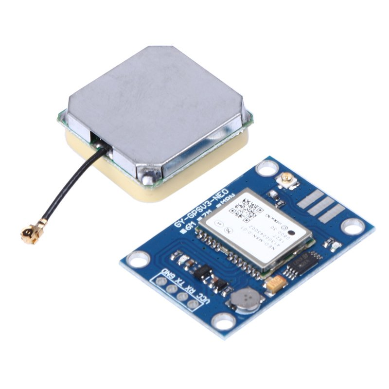 UBlox NEO-M8N GPS Module with Ceramic Active Antenna