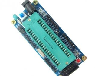 ATMEGA16 ATmega 32 ISP AVR Minimum Development System Board Module (Robu.in)