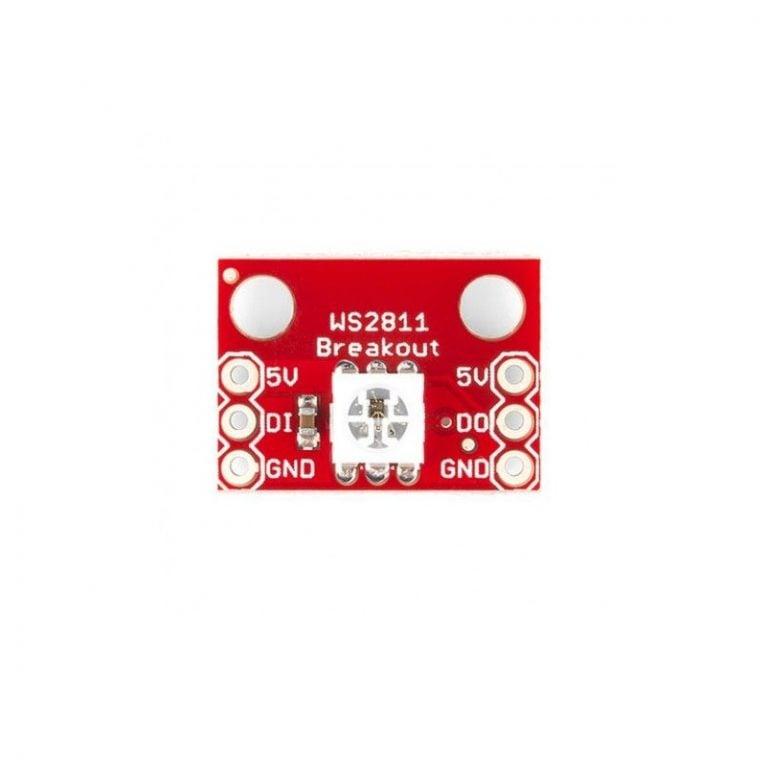 CJMCU-123 WS2811 RGB LED Breakout Module