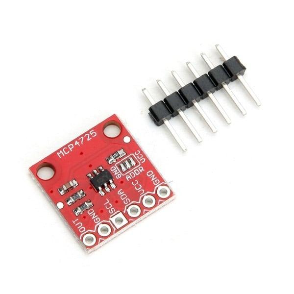 CJMCU MCP4725 I2C DAC Breakout Development Board