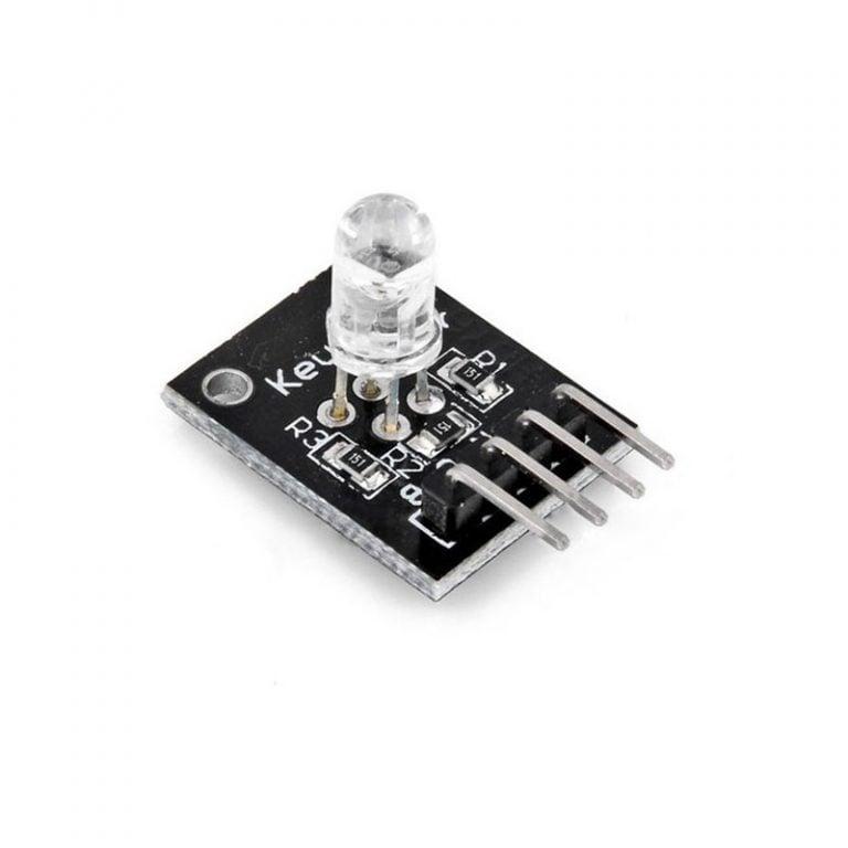 DIP 3 Color LED Module