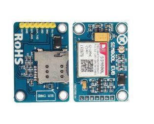 SIM800L V2.0 5V Wireless GSM GPRS MODULE Quad-Band (Robu.in)