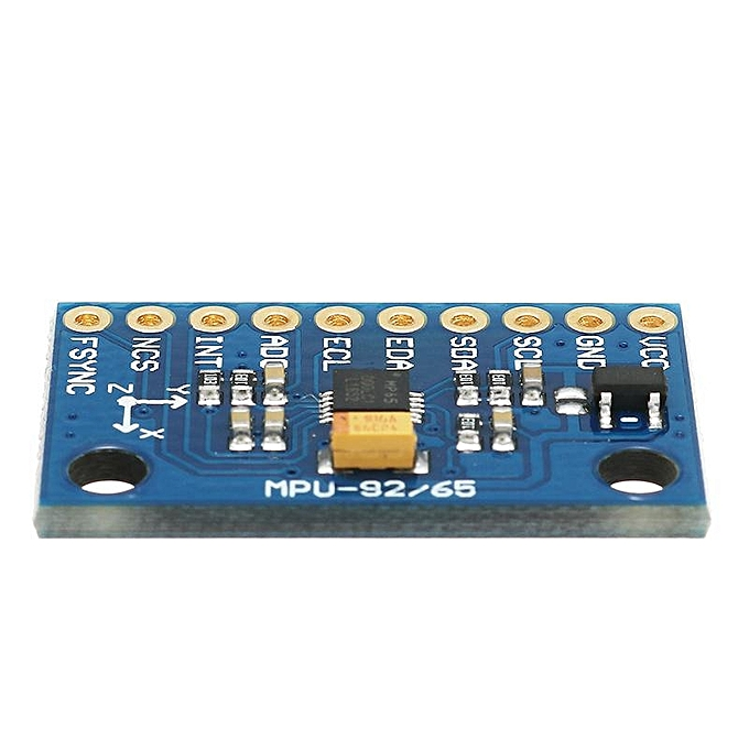GY-87 MPU-9265 3-axis 9-DOF Attitude Gyro Magnetometer Accelerator Sensor  Module - Robu in | Indian Online Store | RC Hobby | Robotics