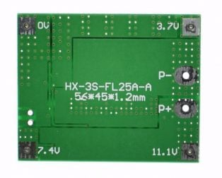 18650 Lithium Battery Protection Board (Robu.in)