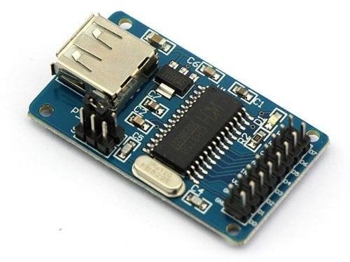 Ch b usb disk read write module flash for