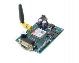 SIM800A Quad Band GSM/GPRS Module with RS232 Interface