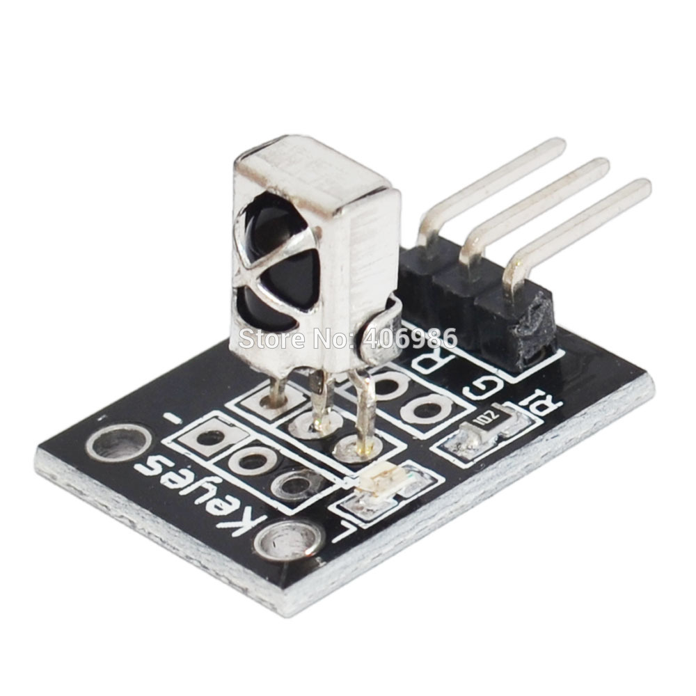 Infrared IR Sensor Receiver Module for Arduino - Robu.in | Indian Online Store | RC Hobby | Robotics