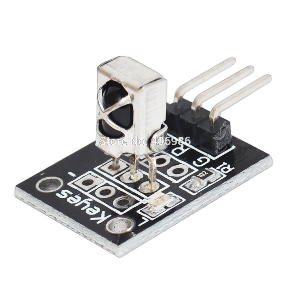 Infrared Ir Sensor Receiver Module For Arduino Indian Pickit 2 Circuit Diagram Hover To Zoom