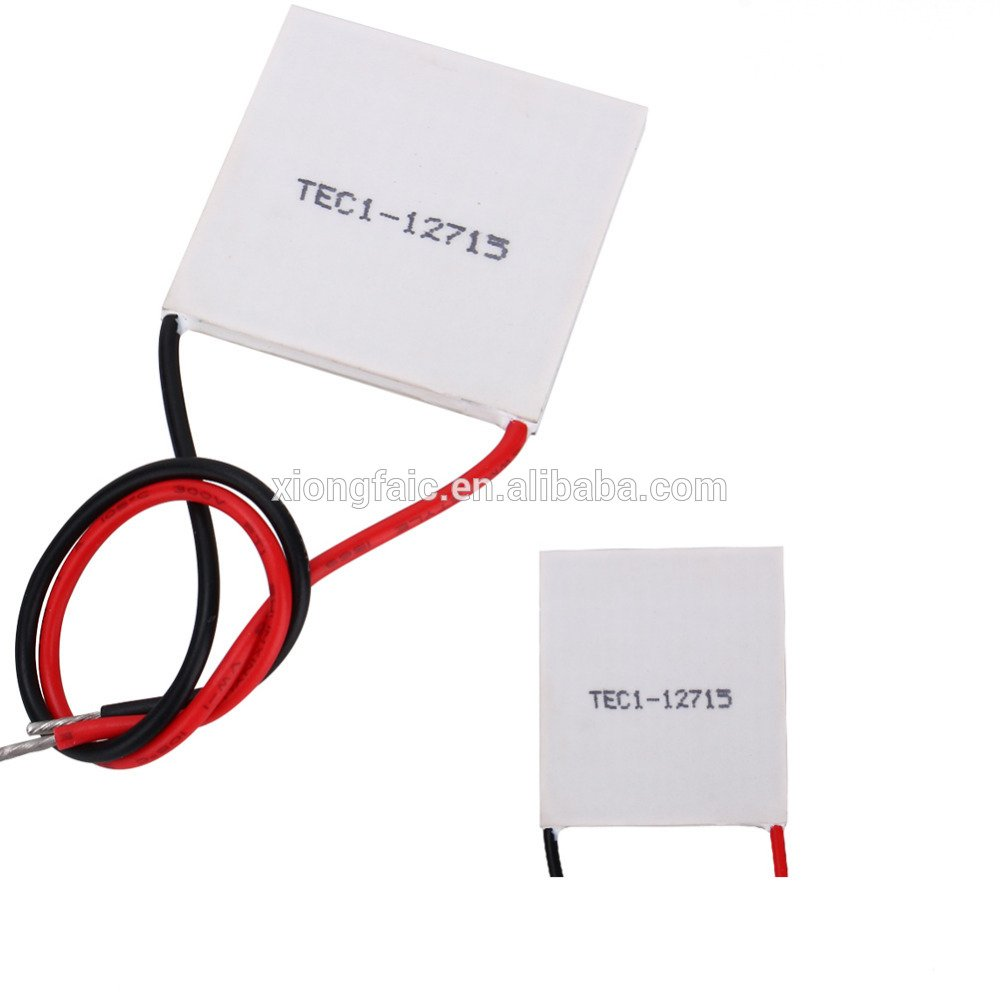 TEC1-12715 40x40mm Thermoelectric Cooler 15A Peltier Module - Robu in |  Indian Online Store | RC Hobby | Robotics