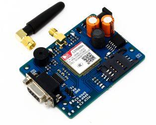 SIM7600EI 4G LTE High-Speed Modem GPS/GNSS IoT board - Robu