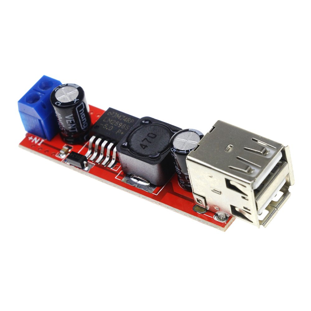 Smart Electronics Dual USB Output 9V 12V 24V