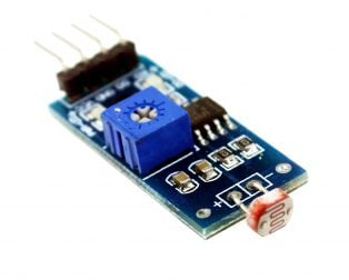 LM393 Photosensitive Light-Dependent Control Sensor Module