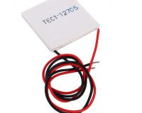 TEC1-12705 40x40mm 5A Heatsink Thermoelectric Cooler Cooling Peltier Plate Module (Robu.in)