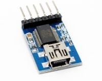TTL FTDI Transmitter USB For 3.3V 5V dual power FT232RL FTDI MWC Programmer - Robu (3)