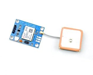 UBlox NEO-M8N GPS module