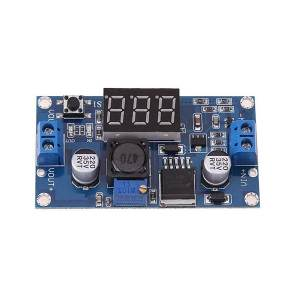 LM2577 3A DC-DC Step UP LED Voltmeter 3-34 to 4-35V Adjustable Boost Converter module