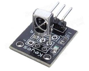 Infrared IR Sensor Receiver Module for Arduino