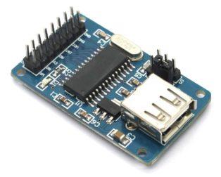 CH375B USB Disk Read-write Module