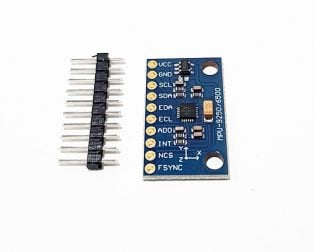 MPU9250 9-Axis Attitude Gyro Accelerator Magnetometer Sensor Module