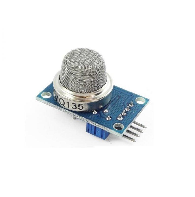 Buy MQ 135 Air Quality Gas Detector Sensor Module For Arduino (Robu.in)